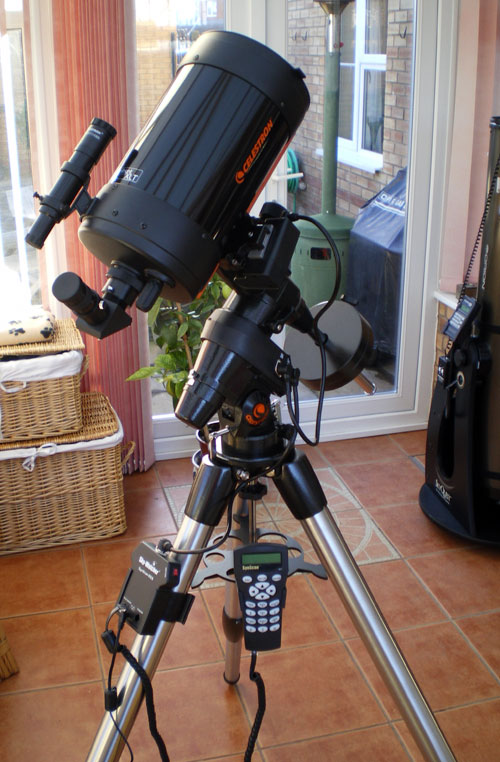 Celestron C6-SGT-XLT Telescope
