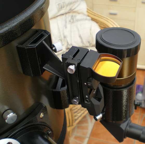 Red Dot Finder Scope from ScopeTeknix